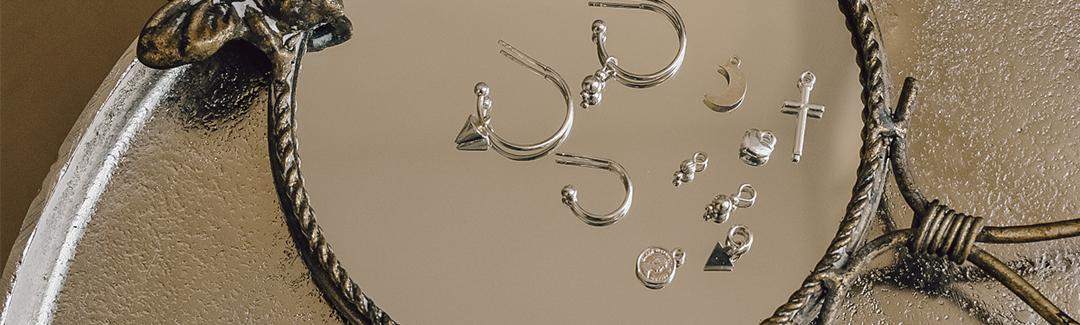 Oorbellen hangers